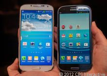 With the Samsung Galaxy S4 finally unveiled, we pit its specs against those of its predecessor, the Galaxy S3. After all, a little sibling rivalry never hurt. Read this post by Lynn La on Smartphones. via @CNET