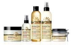 spa shops | New: The Body Shop brand new Spa Wisdom Japan Collection | Chic ...