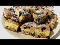 Prajitura Cappuccino - YouTube No Cook Desserts, Cake Recipes, French Toast, Cooking, Breakfast, Youtube, Food, Cucina, Breakfast Cafe