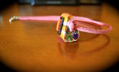 Necklace Sunduk by hairofrhino on Etsy, $13.00