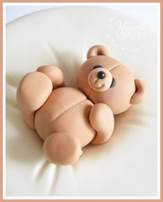The Comfy Bear Cake