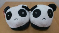 METOO Panda Slippers   #slippers #shoes #panda #cosplay #white
