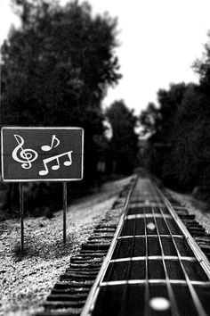 Some have accused me of having a 1-track mind. The road less traveled....so shall I go!