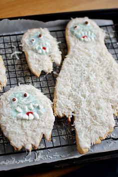 36 Best Abominable Snowman Images In 2014 Snowman Snow Monster