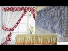 Design Blog, Valance Curtains, Kitchen, Home Decor, Beauty, Carpet, Scrappy Quilts, Craft, Make Curtains