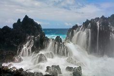 Lapahoehoe Point, The Big Island, Hawaii