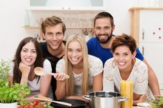 Teambuilding für Firmen: Kochkurs in Essen - Kochen mit Spaß