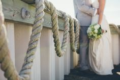nautical wedding ocean city nj going green | lisa+z