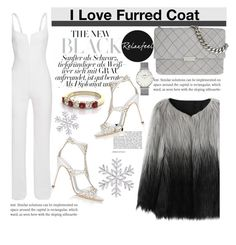 """FEATURED OUTFIT BY RELAXFEEL"" by relaxfeel ❤ liked on Polyvore featuring Relaxfeel, Sergio Rossi, STELLA McCARTNEY and Anja"