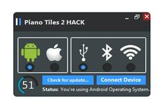 Piano Tiles 2 Hack – Free Lives, Free Songs 2016 download windows, iOS, apk…