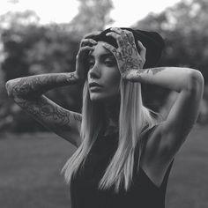 tattooed goddesses