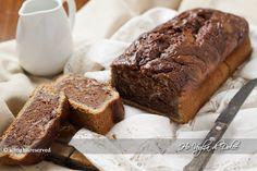 Banana e Nutella bread, una ricetta tipica americana, una sorta di plumcake sofficissimo e umido alla banana ideale per iniziare la giornata e portare una golosità in tavola