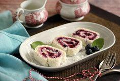 Juditka konyhája: ~ KRÉMTEKERCS ~ Pancakes, Oatmeal, Paleo, Mac, Breakfast, Puding, Ethnic Recipes, Food, The Oatmeal