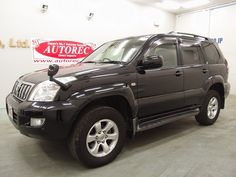 Japanese vehicles to the world: 2005 Toyota Landcruiser Prado TX Limited 4WD for T...