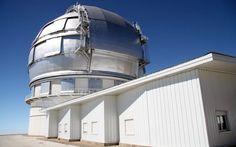 Rusia planea ubicar en Canarias el mayor telescopio del mundo - Tecnología Actual