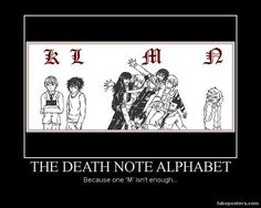 Death Note names