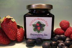 Huntley Berry Farm - Orange