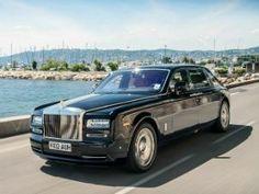 New Rolls-Royce Phantom coming next year