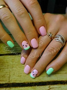 In look for some nail designs and ideas for your nails? Here is our list of must-try coffin acrylic nails for modern women. Nail Art Designs, Short Nail Designs, Nail Designs Spring, Simple Nail Designs, Acrylic Nail Designs, Nail Designs For Kids, Cute Summer Nail Designs, Summer Manicure Designs, Animal Nail Designs