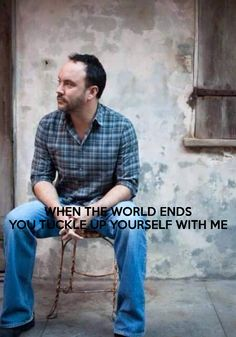 DMB~ When The World Ends