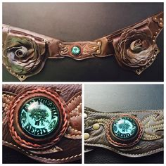 Sale Grateful dead bertha leather rose belt small by NayturesEmpire on Etsy https://www.etsy.com/listing/286009019/sale-grateful-dead-bertha-leather-rose