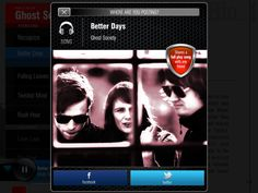 FREE!  Band Of The Day Update Enables Sharing Of Full-Play Songs