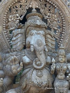 Sri Ganesh, Lord Ganesha, Lord Shiva, Hindu India, Goa India, Ganesh Wallpaper, Shiva Art, India Culture, Hampi
