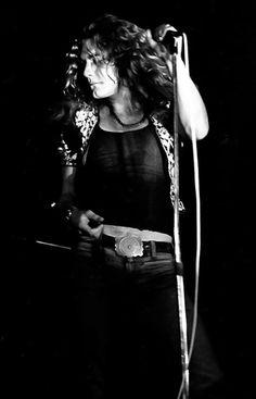 Robert Plant, still such a handsome man.