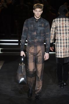 Image result for mens plaid trend fall 2016