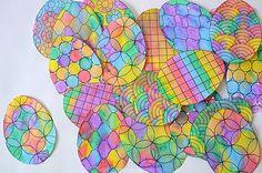 Psicopedagogia Salvador: Modelos de Ovos de Páscoa para colorir