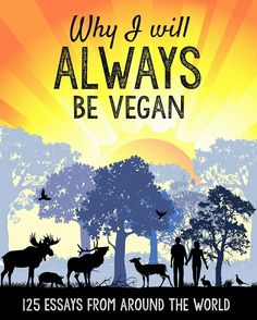 An addition to the vegan booklist
