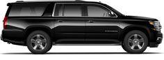 2016 Suburban: Large SUV - Family SUV   Chevrolet