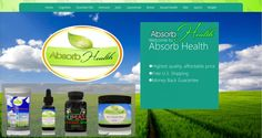 Absorb Health offers Highest Quality, Affordable Price, Free U.S. Shipping and Money Back Guarantee. http://www.couponcutcode.com/stores/absorb-health/