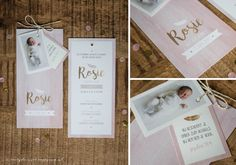 Geboortekaartjes – Marjolein Vormgeving Baby Birth, Happy Baby, Trees To Plant, Letterpress, Creative Art, Birthday Invitations, Place Card Holders, Joy, Projects