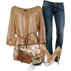 El outfit perfecto!!