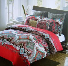 1000 Images About Moroccan Duvet Cover On Pinterest