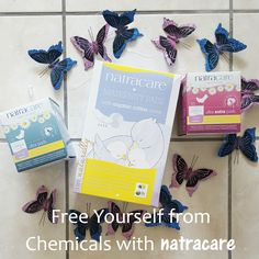 Life, Naturally: Free Yourself from Chemicals with Natracare #natural #gogreen…