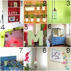 Ideas de decoración Low Cost con DIY