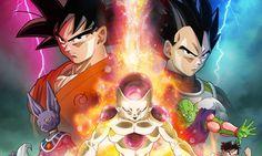Dragon Ball Z Resurrección de F sigue en cines hasta el 26 de noviembre