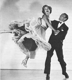 Royal Wedding {1951} Fred Astaire and Jane Powell