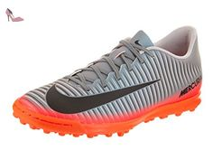 MercurialX Vortex III CR7 (TF) Astro Turf Trainers - Cool Grey - Chaussures nike (*Partner-Link)