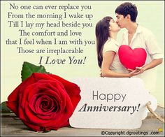 Want to send quotes to your husband this anniversary? Check these ones out. Anniversary Quotes For Him, Happy Anniversary, Anniversary Cards, I Love You, Husband, Romantic, Feelings, Sayings, Check