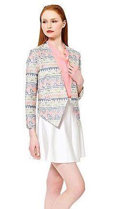 Emmy Jacket via boutiika.com $198