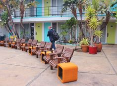 Travel in authentic style at San Francisco's hip and friendly Phoenix Hotel.