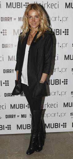 Turkish Actress: Burcu Esmersoy