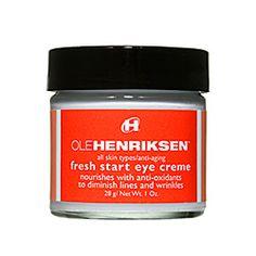 Ole Henriksen Fresh Start Eye Creme: Shop Eye Cream | Sephora