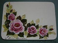 Rose Placemat