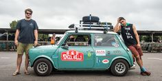 We Just Set Off On The Mongol Rally And There Are 10,000 Miles To Go - Petrolicious