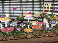 Garden party por Barbara Biondi #gardenparty #festajardim