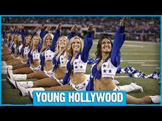 Dallas Cowboys Cheerleaders Teach Us Some Cheers! b7723e913
